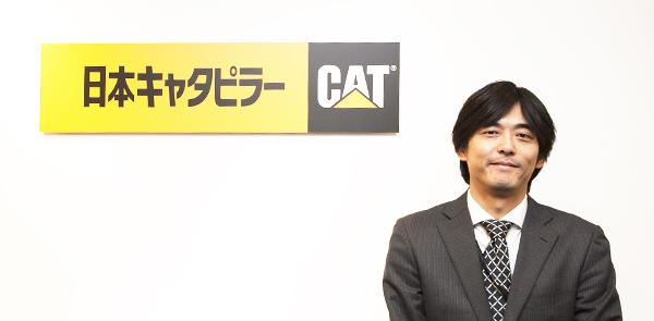 日本キャタピラー合同会社様写真